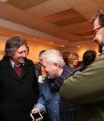 Colin Barrett Book Launch at the Irish Arts Center, March 31, 2015