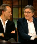 Richard E. Grant and Gabriel Byrne