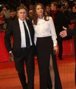 Berlinale 2015 Red Carpet for NOBODY WANTS THE NIGHT