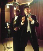 Paul Anka and Gabriel Byrne
