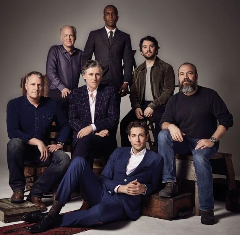 Gb Thr Tony Actors Roundtable 20180601, Thr Round Table