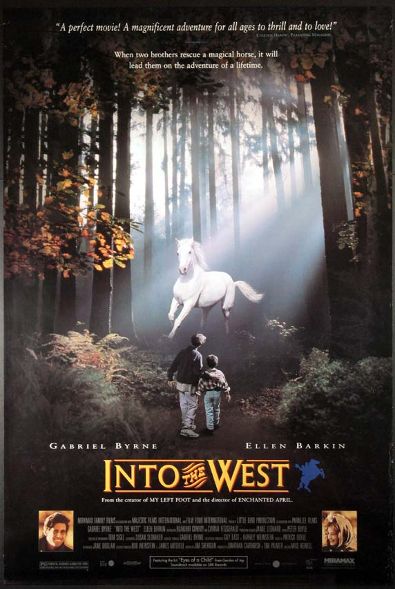 index of image gallery 1 feature films 1992 into the west posters