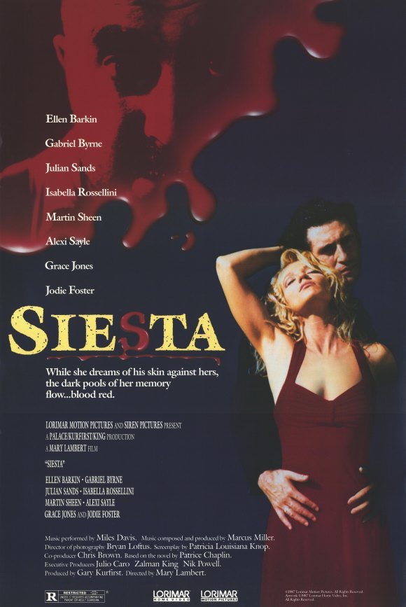 Siesta (1987) film streaming