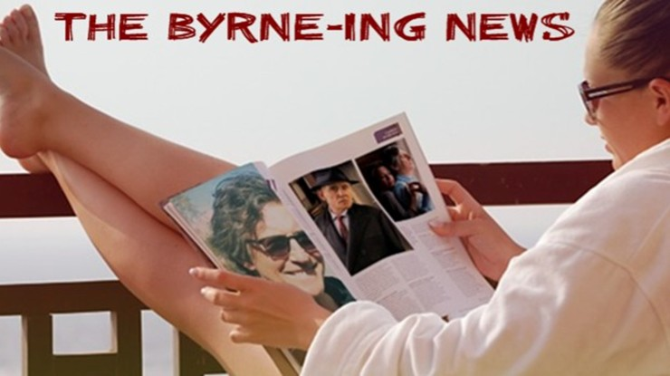 The Byrne-ing News, August 2013 Edition
