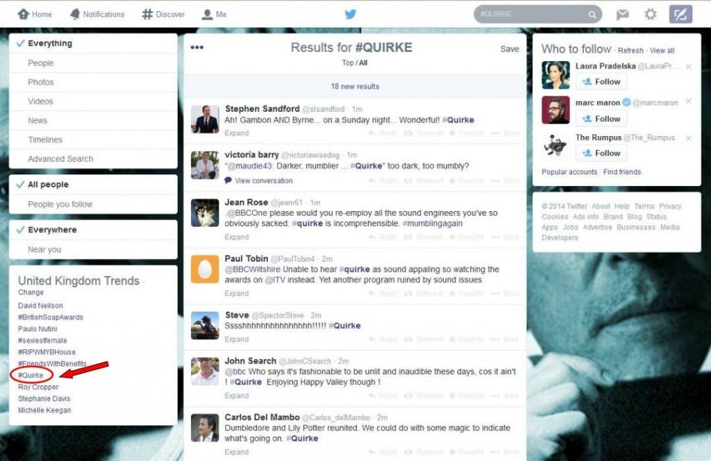 twitter-quirke-trending