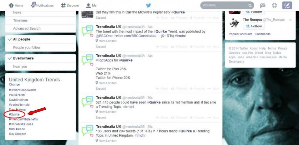 twitter-quirke-trending-uk