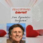 Happy Birthday, Gabriel!
