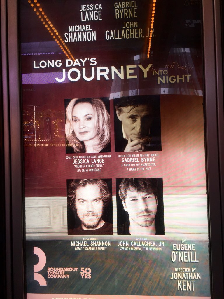a long days journey into night The wallis presents the bristol old vic production of long day's journey into night by eugene o'neill directed by sir richard eyre starring jeremy irons & lesley manville.