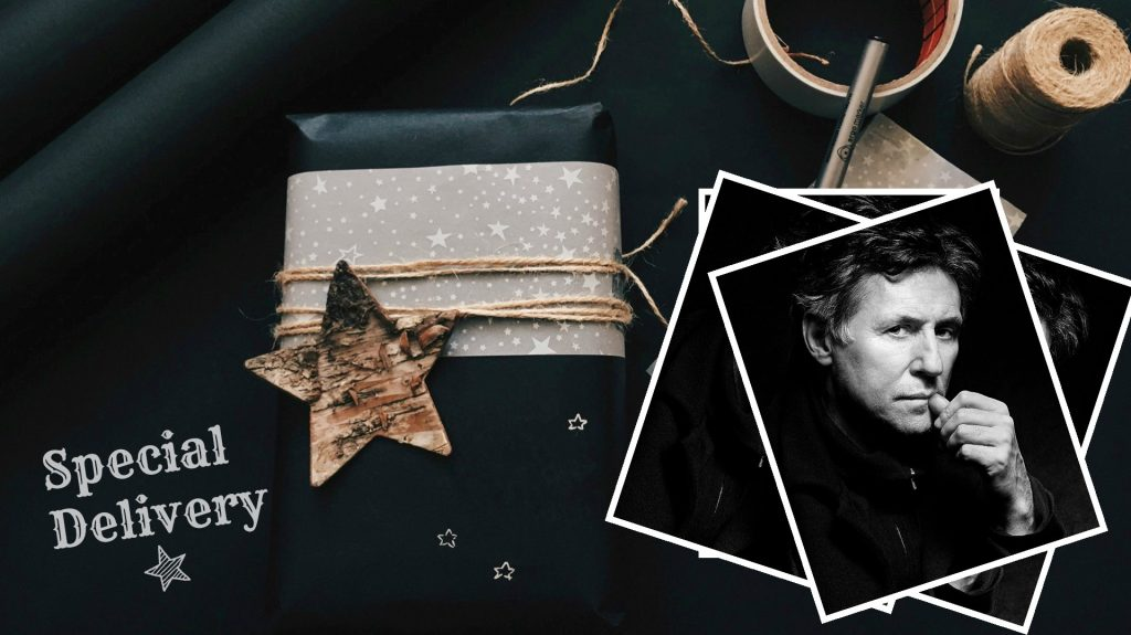 Mailing packages Gabriel Byrne Holiday Wallpaper