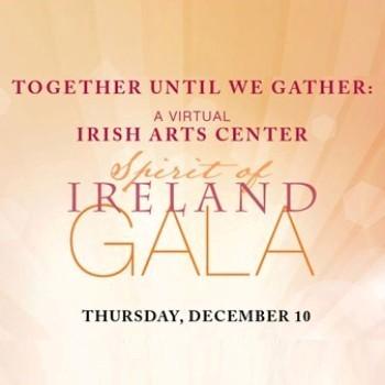 Irish Arts Center Virtual Gala is Open to All!